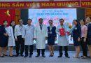 Lễ công bố và trao quyết định bổ nhiệm viên chức quản lý  thuộc Bệnh viện Đa khoa tỉnh Long An